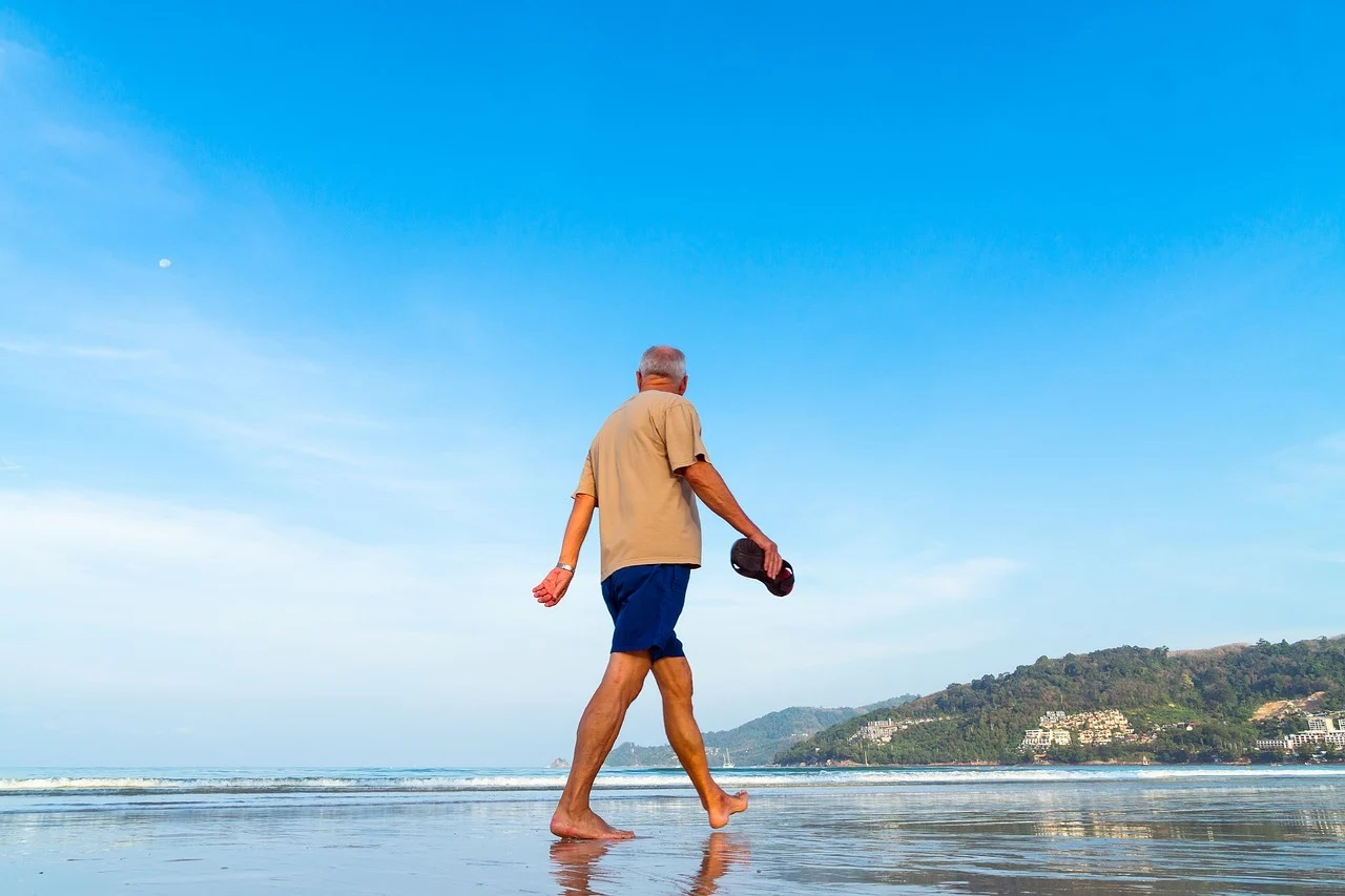 Senior comment rester en forme ?